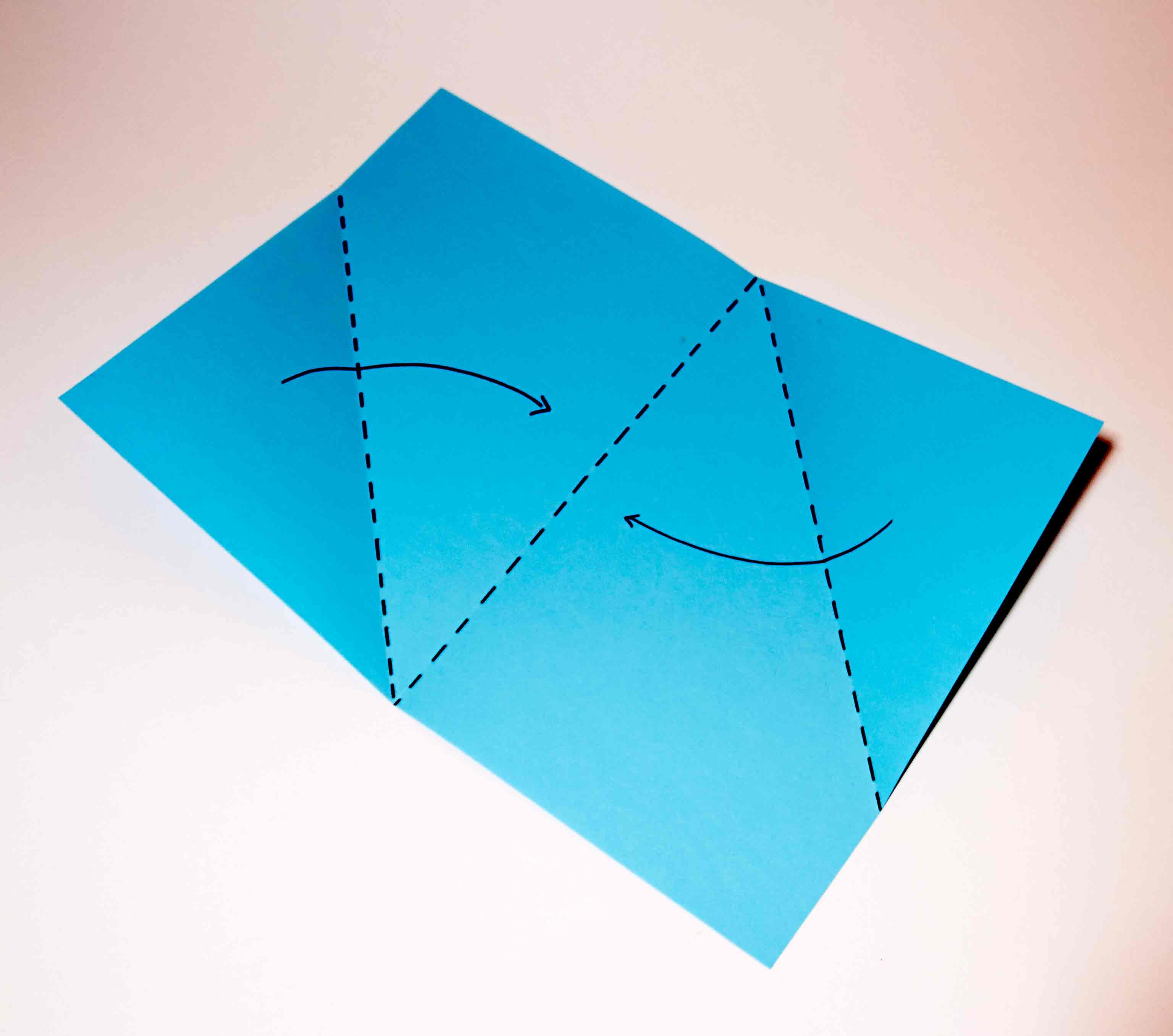 Briefe Falten Und Eintüten Maschine : Briefkunstwerke falten sie ihren eigenen briefumschlag