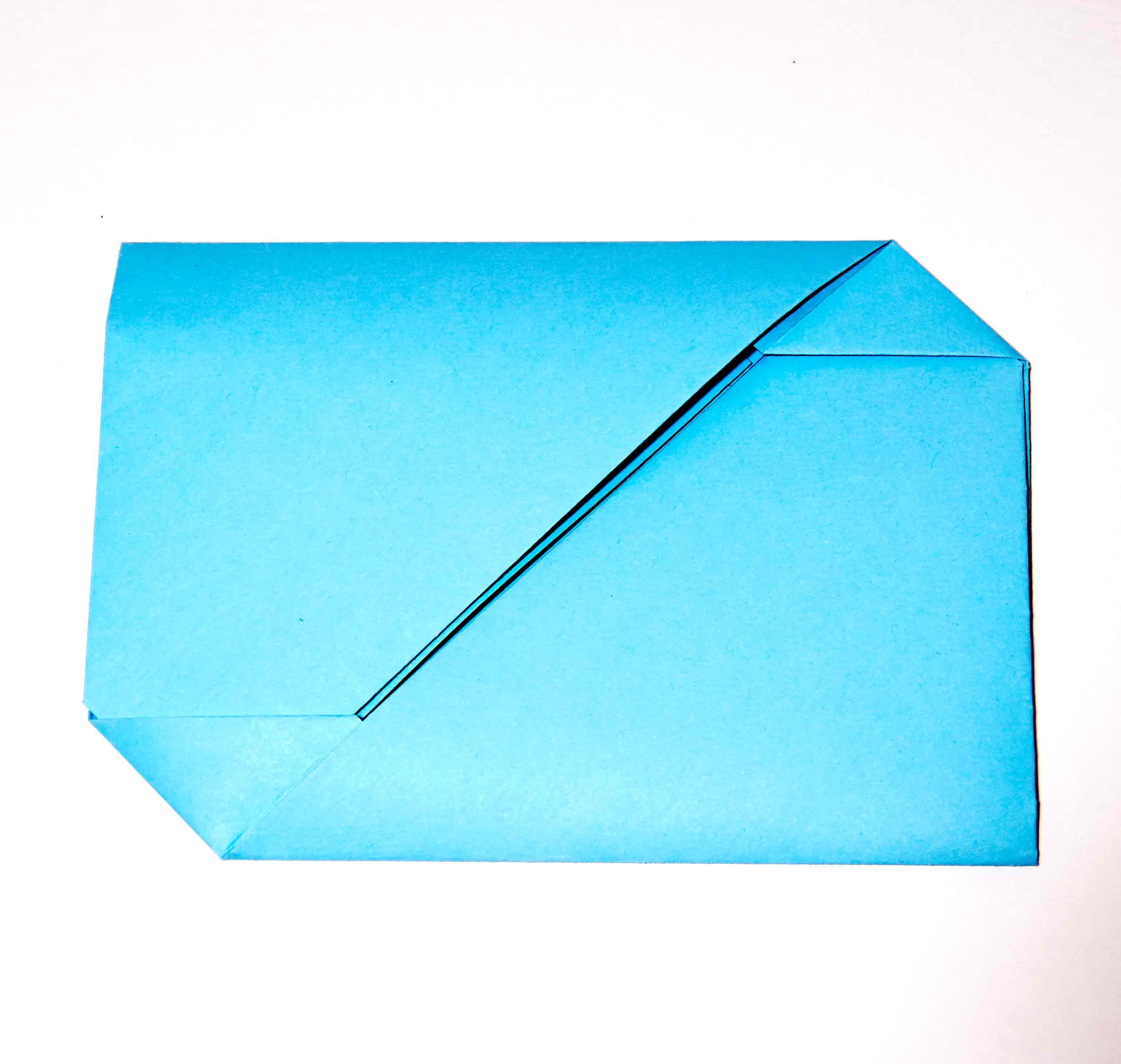 Briefkunstwerke Falten Sie Ihren Eigenen Briefumschlag